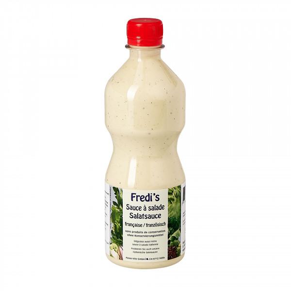 Fredi's Salatsauce französisch