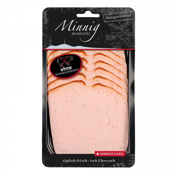 Kalbfleisch Fleischkäse